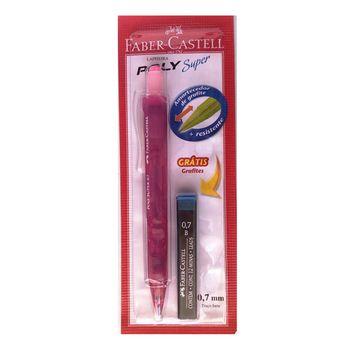 مداد نوکی 0.7 میلی متری فابر کاستل مدل Poly Super