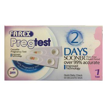 تست بارداری فارکس مدل 101