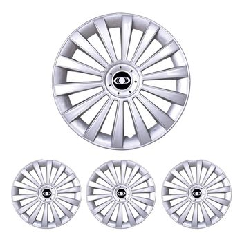 قالپاق چرخ ام اچ بی مدل SP02 سایز 13 اینچ مناسب برای پراید