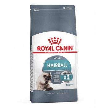 غذای خشک گربه رویال کنین مدل HAIRBALL وزن 2 کیلوگرم