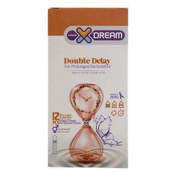 کاندوم ایکس دریم مدل Double Delay بسته 12 عددی