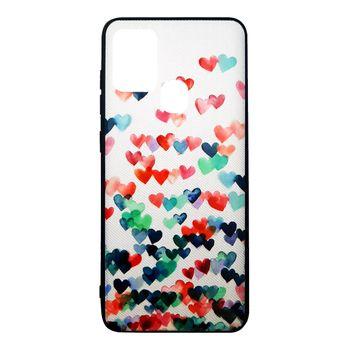 کاور گوشی موبایل طرح قلب کد CO962 مناسب برای گوشی موبایل سامسونگ Galaxy A21s