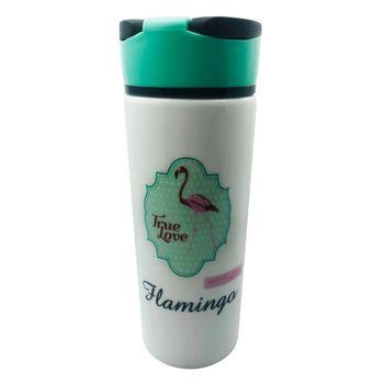ماگ مدل True Love Flamingo کد 003