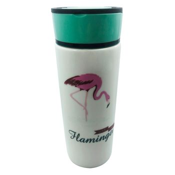 ماگ مدل Love you Flamingo کد 004