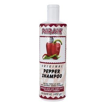 شامپو مو پرژک مدل Pepper مقدار 450 میلی لیتر