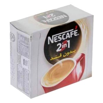 قهوه فوری 2 در 1 نسکافه مدل رژیمی بسته 20 عددی