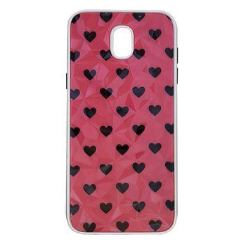 کاور گوشی موبایل طرح قلب کد COD134 مناسب برای سامسونگ Galaxy J7 Pro / J730