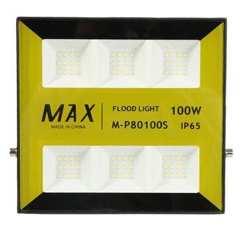 پرژکتور 100 وات مکس مدل M-P800100S