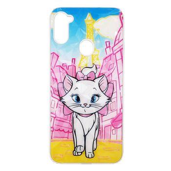 کاور گوشی موبایل طرح گربه کد COD202 مناسب برای گوشی موبایل سامسونگ Galaxy A11