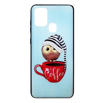 کاور گوشی موبایل طرح جغد کد CO956 مناسب برای گوشی موبایل سامسونگ Galaxy A21s