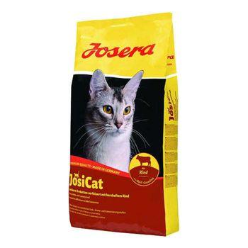 غذای خشک گربه جوسرا مدل بیف وزن 10 کیلوگرم