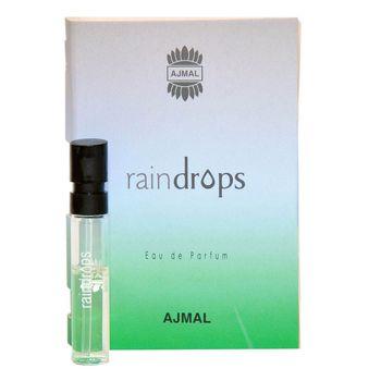 عطر جیبی زنانه اجمل مدل Raindrops حجم 1.5 میلی لیتر
