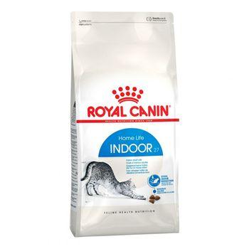 غذای خشک گربه رویال کنین مدل Indoor وزن 10 کیلوگرم