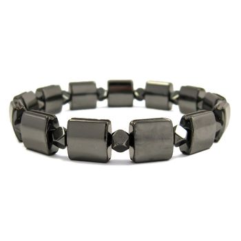 دستبند مردانه مانچو مدل bf520