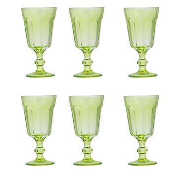 لیوان شیشه ای لرد کرافت مدل GOBLET بسته 6 عددی