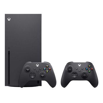 باندل کنسول بازی مایکروسافت مدل ایکس باکس سری ایکس دو دسته