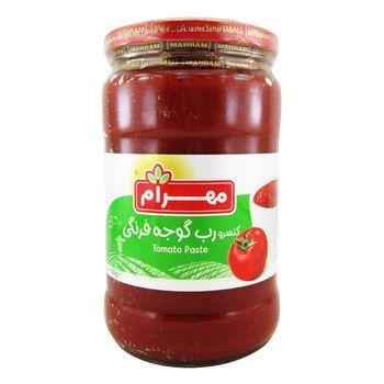کنسرو رب گوجه فرنگی مهرام مقدار 700 گرم
