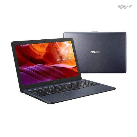 لپ تاپ 15 اینچی ایسوس مدل Celeron(N4020)/4GB/1TB HDD/UHD/FHD ،X543MA