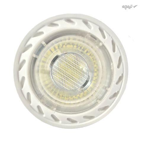 لامپ هالوژن 7 وات مدل TN 002 پایه GU5.3 بسته 10 عددی