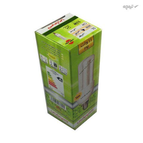 لامپ کم مصرف 11 وات پارس شهاب مدل 2U پایه E14