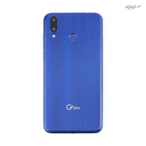 گوشی موبایل جی پلاس مدل Q10 GMC-636 دو سیمکارت، ظرفیت 32 گیگابایت با رم 3 گیگابایت