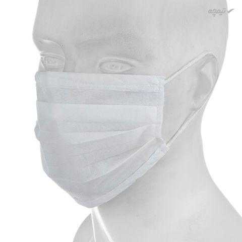 ماسک تنفسی مدل M01 بسته 10 عددی