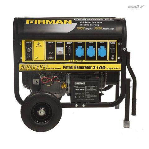 موتور برق فیرمن مدل FPG4800E2 ولتاژ 220 با چهار خروجی