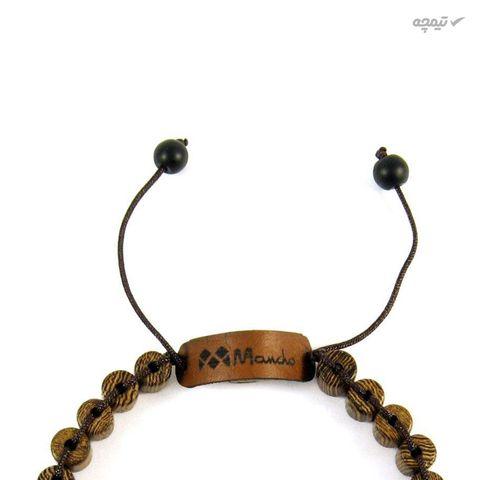 دستبند طلا 18عیار مانچو مدل bfg045