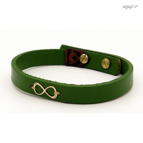 دستبند طلا 18 عیار زنانه مانچو کد bfg188
