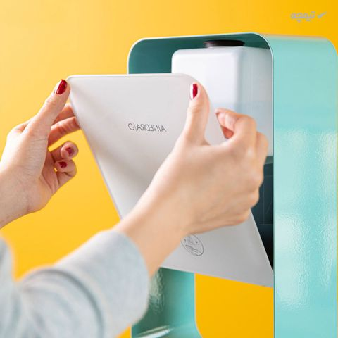 دستگاه ضدعفونی کننده دست گاردنیا مدل HS0200