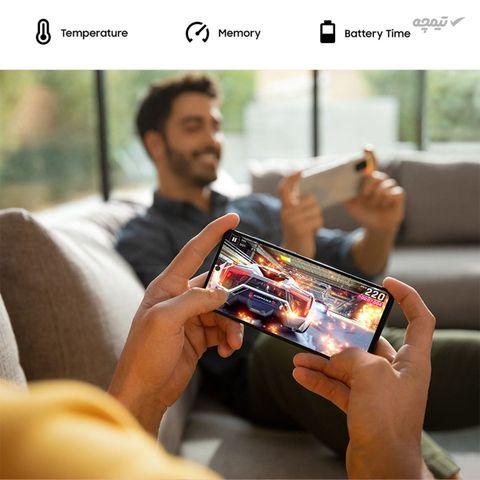 گوشی موبایل سامسونگ مدل Galaxy A71 دو سیمکارت، ظرفیت 128 گیگابایت با رم 8 گیگابایت