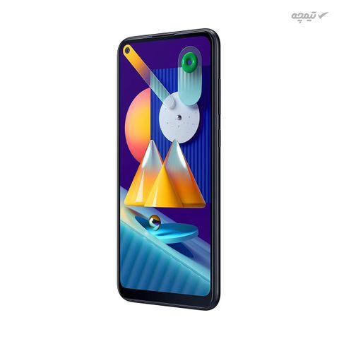 گوشی موبایل سامسونگ مدل Galaxy M11 SM-M115F/DS دو سیمکارت، ظرفیت 32 گیگابایت با رم 3 گیگابایت