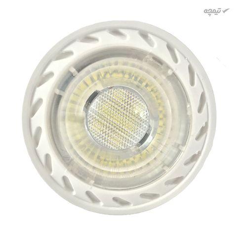 لامپ هالوژن 7 وات مدل TN 002 پایه GU5.3 بسته 4 عددی