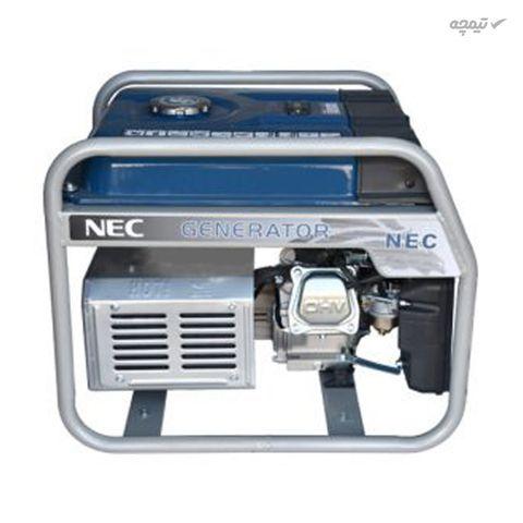 موتور برق بنزینی ان ای سی مدل 7030 با 2 خروجی