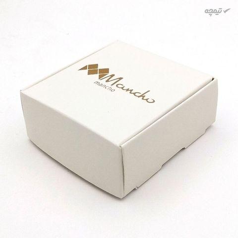 نیم ست طلا 18 عیار زنانه مانچو مدل smg023