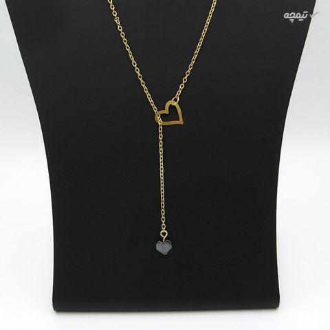 گردنبند طلا 18 عیار زنانه مانچو کد sfg651