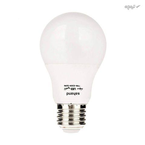 لامپ 10 وات ال ای دی سهند مدل helios بسته 5 عددی