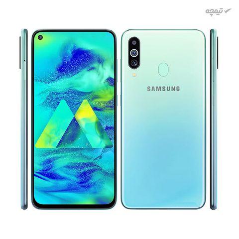 گوشی موبایل سامسونگ مدل Galaxy M40 دو سیم کارت، ظرفیت 128 گیگابایت با رم 6 گیگابایت