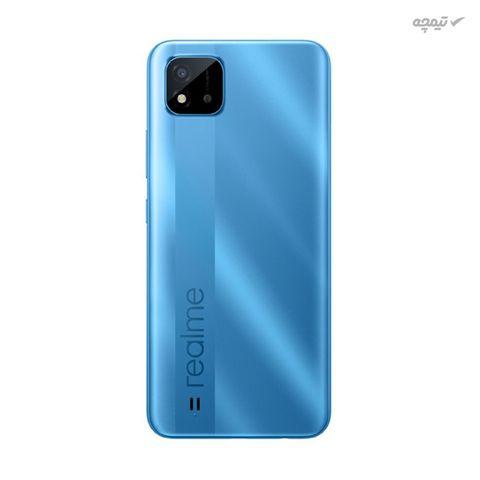 گوشی موبایل ریلمی مدل Realme C11 2021 دو سیم کارت، ظرفیت 32 گیگابایت با رم 2 گیگابایت