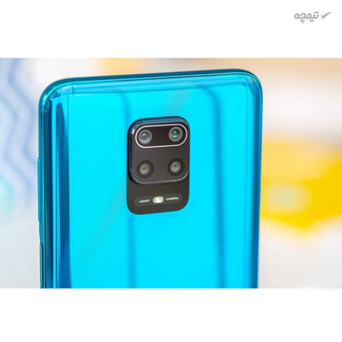 گوشی موبایل شیائومی مدل Redmi Note 9S M2003J6A1G دو سیم کارت، ظرفیت 64 گیگابایت با رم 4 گیگابایت
