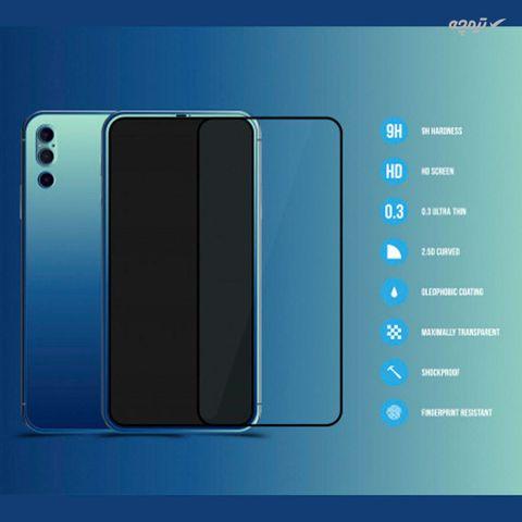 محافظ صفحه نمایش پی وی مدل +HD مناسب برای گوشی موبایل سامسونگ Galaxy A31 بسته دو عددی