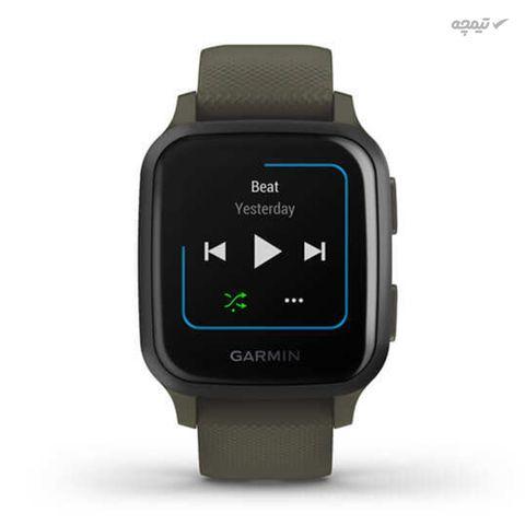ساعت هوشمند گارمین مدل venu sq music