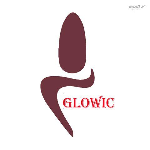 لاک ناخن گلویک شماره GL 12