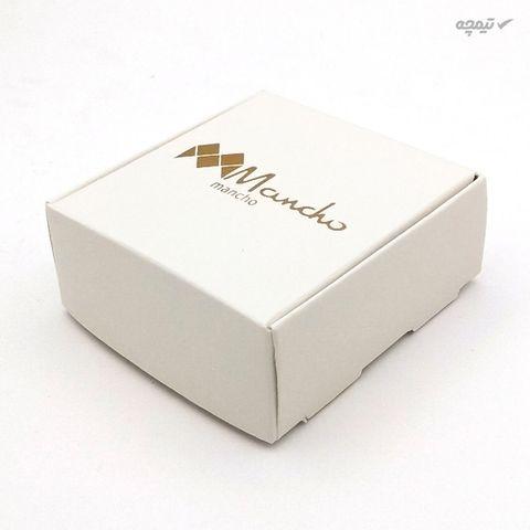 دستبند طلا 18 عیار زنانه مانچو کد bfg202