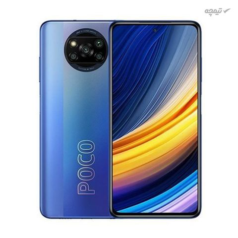 گوشی موبایل شیائومی مدل Poco X3 Pro دو سیم کارت، ظرفیت 128 گیگابایت با رم 6 گیگابایت