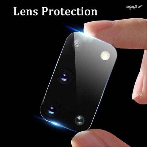 محافظ لنز دوربین مدل SA21S مناسب برای گوشی موبایل سامسونگ Galaxy A21S