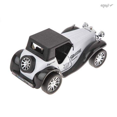 ماشین اسباب بازی دورج توی مدل Socker