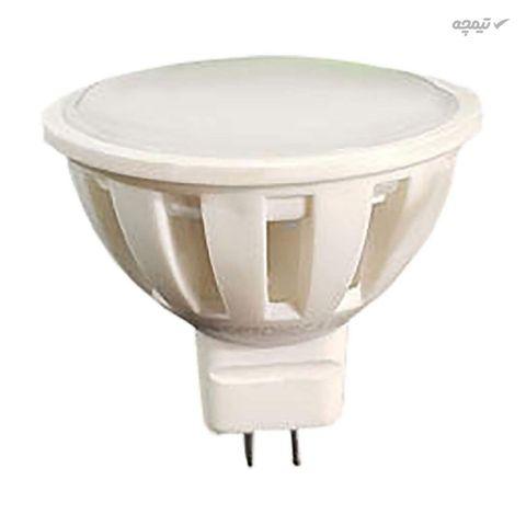 لامپ ال ای دی 5 وات مدل AB20 پایه GU5.3 بسته 20 عددی