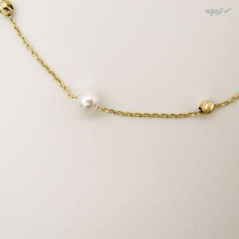 نیم ست طلا 18 عیار زنانه کاپانی کد KS024