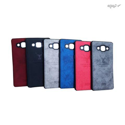کاور گوشی موبایل طرح گوزن مدل CO937 مناسب برای گوشی موبایل سامسونگ Galaxy A8 2015